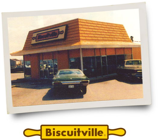 Biscuitville Store - 1975