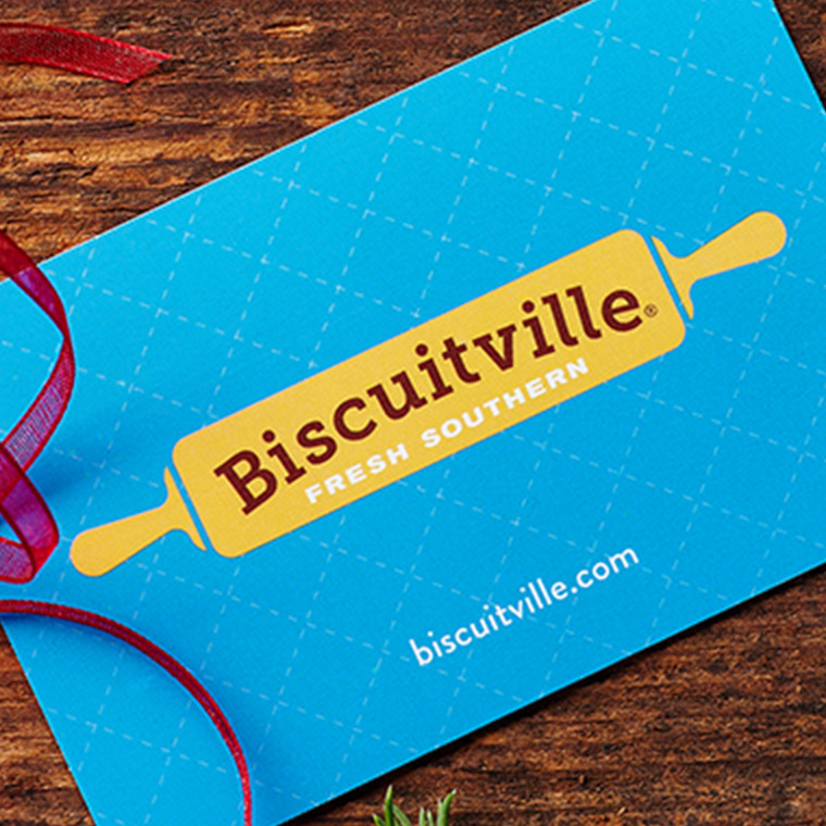 Biscuitville Gift Card